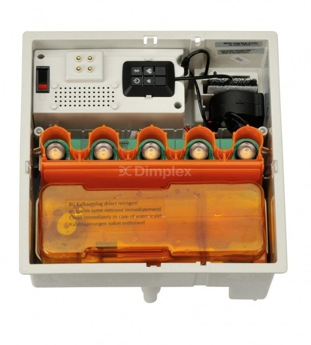 Електрокамін Dimplex Opti-myst Cassette 250 (без дров). Фото 7